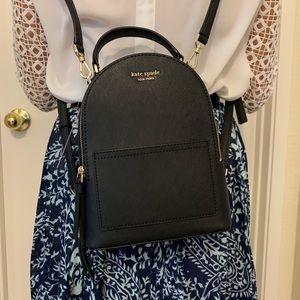 KATE SPADE MINI CONVERTIBLE BACKPACK CROSSBODY